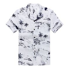 Palm Wave Men's Hawaiian Shirt Aloha Shirt M White Map Pa... https://www.amazon.com/dp/B00K2XPIP2/ref=cm_sw_r_pi_dp_BqyxxbHRXJM7P