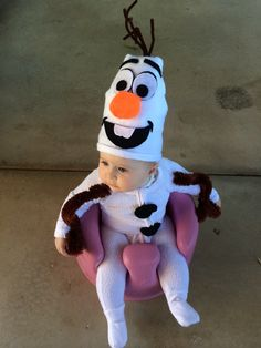 Olaf from frozen Costume!