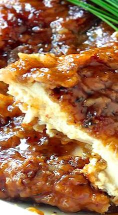 An double crunch orange chicken version of our famous Honey Garlic Chicken Breasts. Fried chicken dipped in an easy to make orange sauce. Serve with noodles Turkey Dishes, Turkey Recipes, Chicken Recipes, Duck Recipes, Entree Recipes, Cooking Recipes, Meal Recipes, Asian Recipes, Dinner Recipes