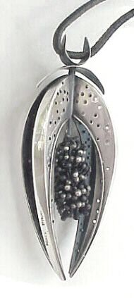 Ruth Roach #jewelry www.modernsilver.com/roacharticle.ht