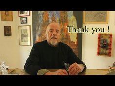 Videocast #13 - Paulo Coelho talking about why we often fear to change.    Videocast #13 - Paulo Coelho falando porque algumas vezes ele tem medo de mudar.    Videocast #13 - Paulo Coelho hablando porque algunas veces siente miedo de cambiar.