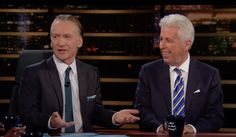 """Bill Maher Implores CNN's Trump-Supporting Jeffrey Lord To """"Just Be Honest"""""""