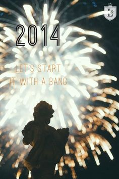 Happy New Year go out with a bang!!!