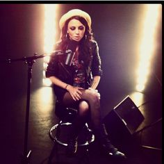 Cher Lloyd at billboard