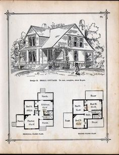 Victorian Cottage Plans Small Cottage House Plans 1881 Antique Victorian Home