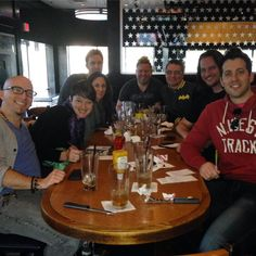 Tim with (most of) VoicePlay and their partners. Five Guys, Home Free, Embedded Image Permalink, Youtubers, Don't Forget, Fandom, Play, Woman, Fun