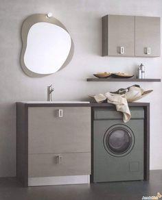 Leroy merlin mobile bagno eklettica 155 mobili bagno for Mobili lavanderia leroy merlin