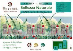 Organic Beauty by ESTEREL  www.mariozunino.com