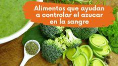 8 Alimentos y dieta que ayudan a controlar el nivel de azucar en la sangre Diabetic Meal Plan, Diabetic Recipes, Vegetable Benefits, Healthy Salad Recipes, Fruits And Vegetables, Lettuce, How To Stay Healthy, Broccoli, Meal Planning
