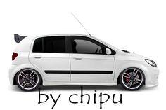 Hunydai Modified Cars, Cars, Display, Backgrounds, Custom Cars