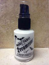 Manic Panic White Dreamtone Liquid Flawless Foundation Gothic Goth Makeup