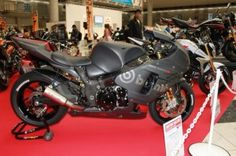 TOKYO MOTORCYCLE SHOW 2013