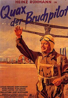 Quax, der Bruchpilot (1941) - Heinz Rühmann DVD