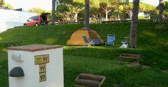 Camping Pinar de San José en Barbate (Cádiz)