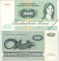 Denmark - 500