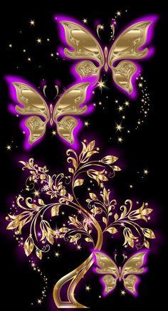 fond d'écran huawei Trendy Flowers Wallpaper Horizontal Ideas Butterfly Background, Butterfly Wallpaper, Heart Wallpaper, Butterfly Art, Love Wallpaper, Colorful Wallpaper, Cellphone Wallpaper, Mobile Wallpaper, Trendy Wallpaper