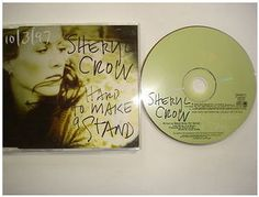 At £7.98  http://www.ebay.co.uk/itm/Sheryl-Crow-Hard-Make-Stand-A-M-Records-CD-Single-HTMAS1-Pre-Release-/261106486286