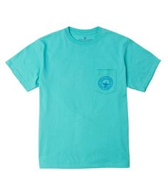 The Newest Styles from the Top Preppy Brands Preppy Brands, Southern Shirt Company, Floral Logo, Mens Tops, Shirts, Knot, Collection, Turquoise, Style