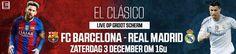 Messi en Ronaldo strijden op het witte doek bij kinepolis (3/12)