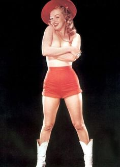 Marilyn 1948 Laszlo WILLINGER
