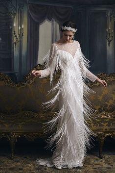 The Leading Lady: Eliza Jane Howell Wedding Dresses 2018 Wedding Dresses 2018, Wedding Dress Shopping, Flapper Wedding, Gatsby Dress, Flapper Dresses, 20s Dresses, 1920s Dress, Eliza Jane, Party Kleidung