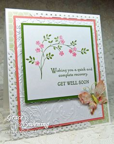 SC461 Get Well Soon! by scrappigramma2 - Cards and Paper Crafts at Splitcoaststampers