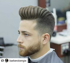 #Repost @barberobengie with @repostapp ・・・ TUNE INTO our Live Feed for a CHANCE TO WIN A SPECIAL FEATURE!! #barber #barbers #barbershop #nastybarbers #thebarberpost #freshcut #fade #sharpfade #nicestbarbers #barbergang #barberlife #combover #barbering #barberlifestyle #barberworld #barberhub #cleancut #taper #skinfade #menshair #barberlove #showcasebarbers #barbersince98 #barbersinctv #barbernation #barbergrind #barbershopconnect #hair #pompadour