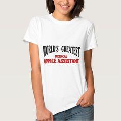 Medical Office Assistant T Shirt, Hoodie Sweatshirt