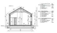 Dom jednorodzinny 76,70m2 Beams, Floor Plans, Diagram, House, Home, Haus, Houses, Homes