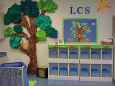 classroom Tree @Lisa Miller, here is another tree idea