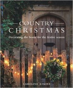 'Country Christmas' book cover