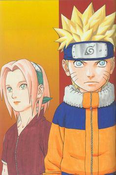 Naruto Uzumaki ArtBook 1 - 083