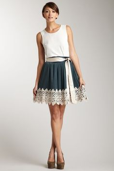 Darling, viola skirt