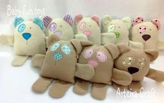 Arteira Craft: Lançamento: Linha Baby Fun Toys da Arteira Craft