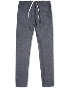 Our Legacy relaxed linen trousers