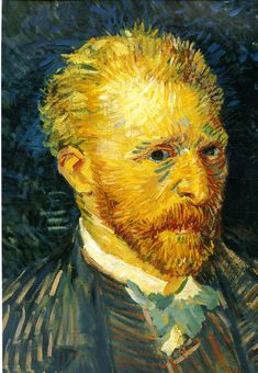 an opinion of the final self portrait of vincent van gogh In this drawing, cypresses, van gogh uses lots of curved lines which describe the shapes and movement of the trees, grasses and clouds the broadness of the lines, as well as the darkness of the ink show the solidity of the tree against the softness of the sky, and the flimsiness of the grass is somewhere between the two.