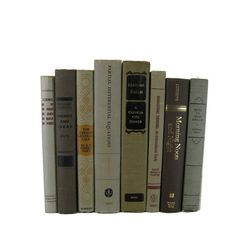 Old Decorative Brown Tan Taupe Books for Home Decor, Old Book Collection, Wedding Decor, Brown Books for Decorating, Old Books for Cheap  #bookhomedecor #vintagebooks #DecadesofVintage #stagingprop #booksbycolor #interiordesign #bookshelfdecor #vintagebookdecor #decorativebooks #vintagehomedecor