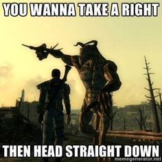 20 Problems Only A Fallout Gamer Will Understand Fallout 4 Funny, Fallout Art, Fallout New Vegas, Fallout Quotes, Fallout 4 Tips, Fallout Posters, Video Game Memes, Video Games Funny, Funny Games