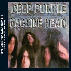 DEEZER - New favorite album: Deep Purple - Machine Head