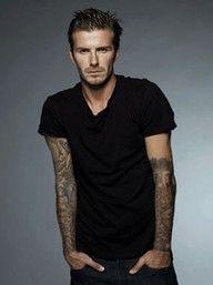 David Beckham.. gorgeous!