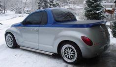 Custom Chrysler PT Cruiser Pick Up.