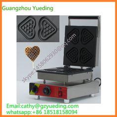 heart shape waffle making machine for sale