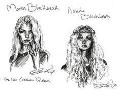 Blackbeaks!!! by Mads83