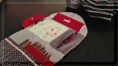 Entre tricot, couture et broderie mon cœur balance...