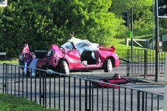 Death crash victim named
