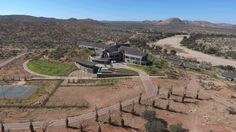 Marula Lodge, Marula Game Ranch, Windhoek, Namibia - by RBL Architects http://www.rbl.co.za