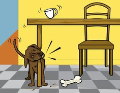 How to Mend Dog-Chewed Furniture >> http://www.diynetwork.com/home-improvement/how-to-fix-problems-caused-by-pets-critters-and-pests/pictures/index.html?soc=pinterest#
