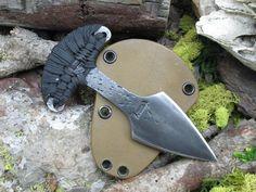 Behring Pro LT Belt Clip Push Dagger