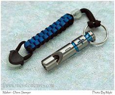 Titanium Whistle EDC
