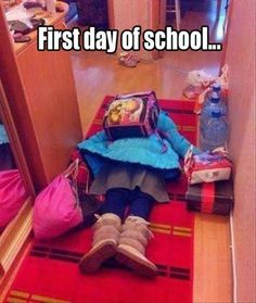 31 Funny First Day of School Memes for Parents to Celebrate – Lachen – 31 Funny First Day of School Memes for Parents to Celebrate Back To School Quotes Funny, First Day Of School Quotes, First Day Of School Pictures, Funny School Pictures, Funny School Memes, School Humor, Back To School Meme, Funny Humor, Funny Memes About Work